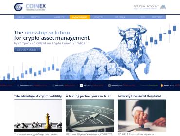 coinex-tp screenshot