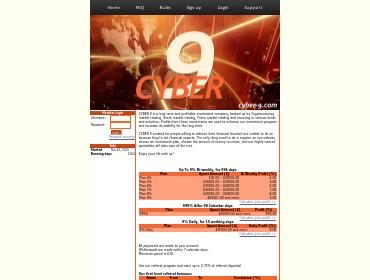 cyber-9 screenshot