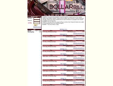 dollarbill screenshot