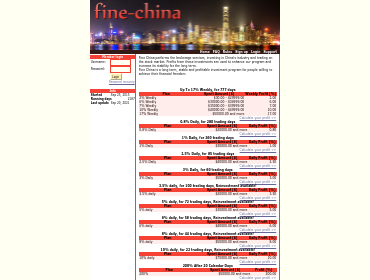 fine-china screenshot