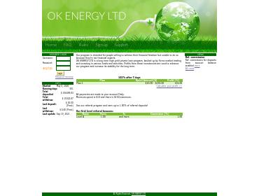 okenergy screenshot
