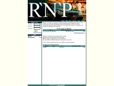 rhythm-and-profit screenshot