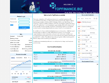 topfinance screenshot