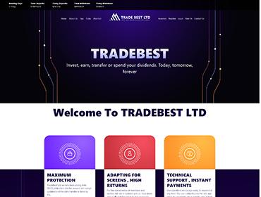 tradebestltd screenshot
