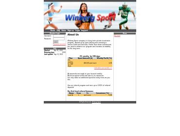 winberg-sport screenshot